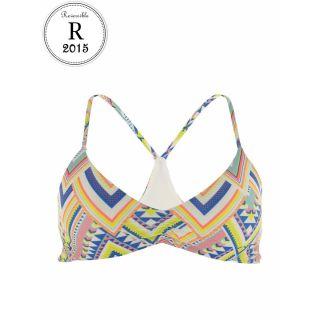 Haut de maillot de bain L*Space Brassière Réversible Antigua Multicolore