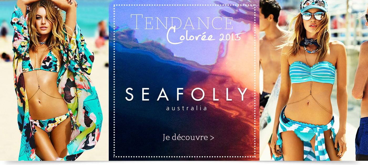 Collection de maillot de bain seafolly 2021